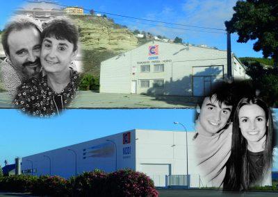 Familia Moreno - Ábrego